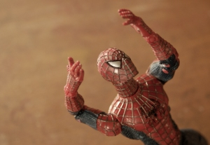 spiderman frustrated about love
