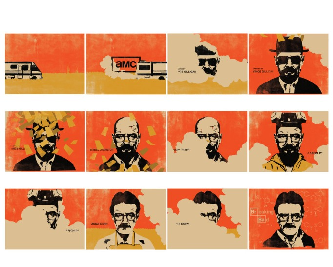 BreakingBad-Title Sequence