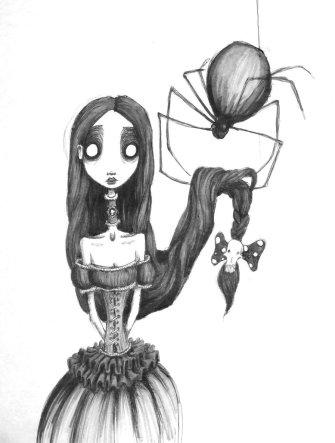 spider_hairdo_by_chrisbonney-d5ykdd2